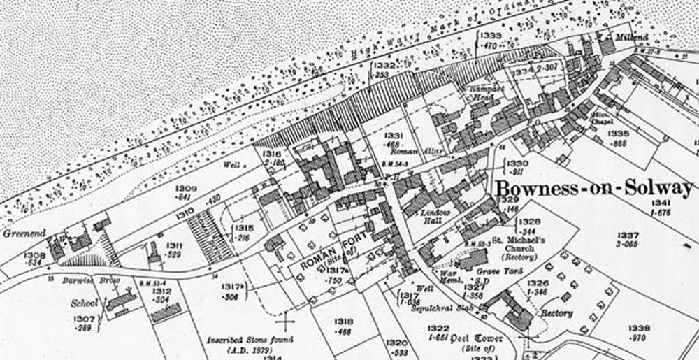 1924 OS map