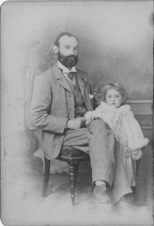 John Fyles with WAPF circa 1895-6