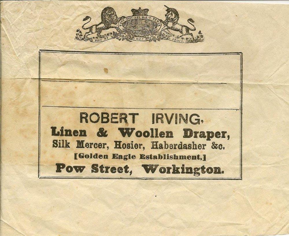 Robert_Irving_Shop_Letterhead