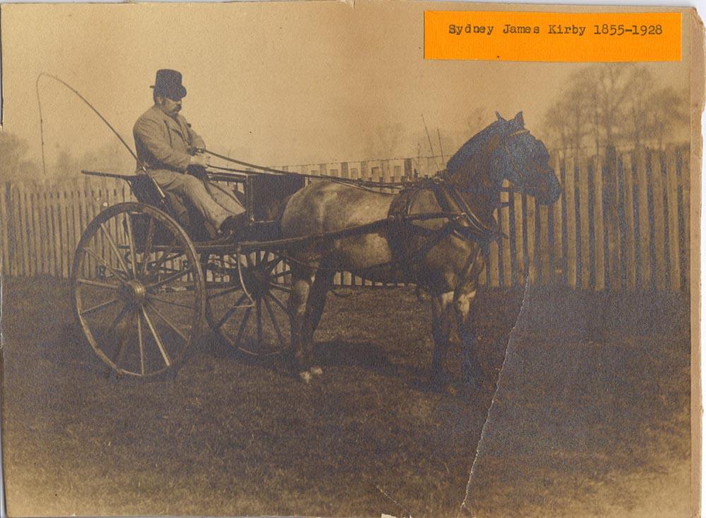 Sydney James Kirby 2